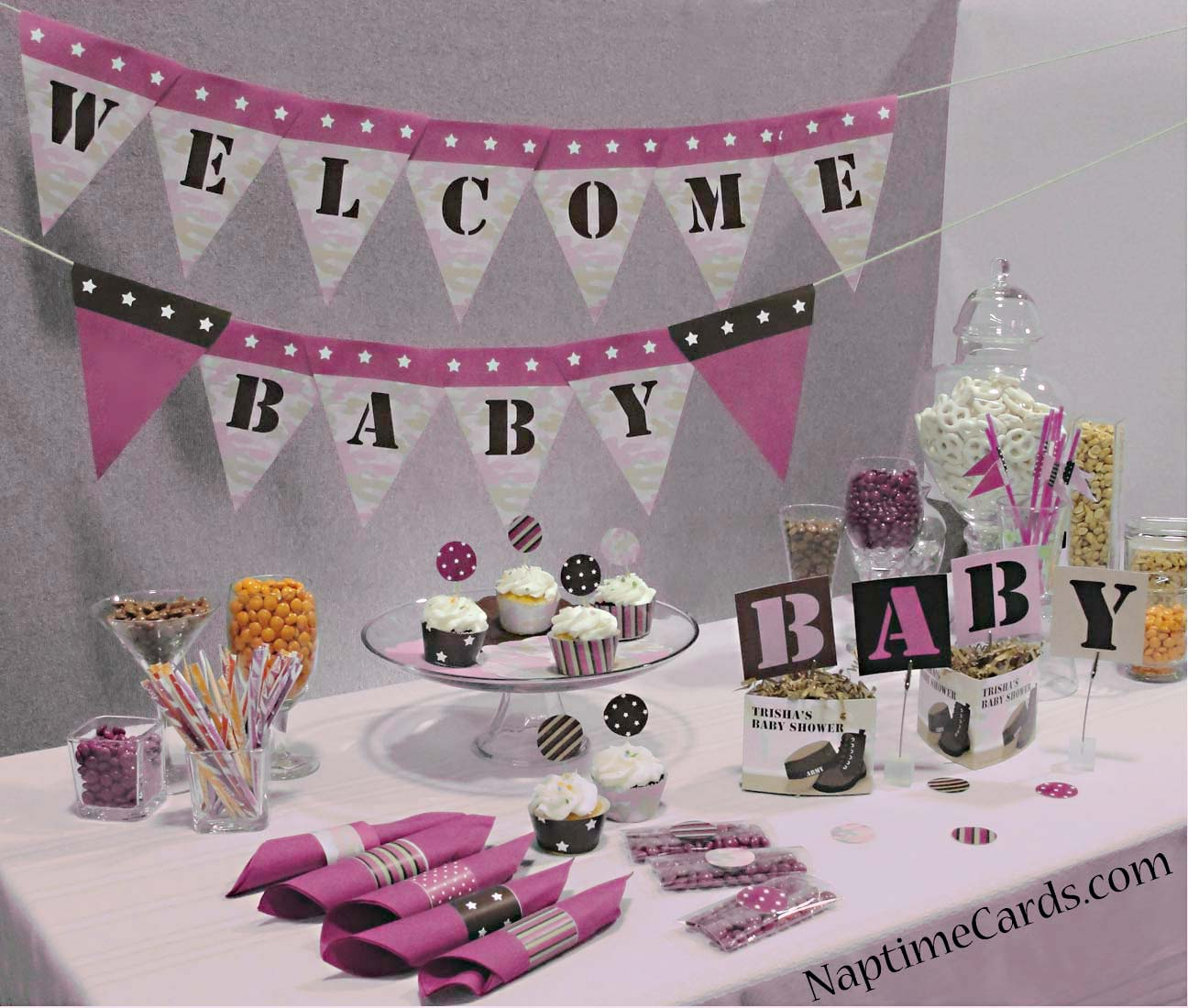 Baby Shower Designs - Arrangements 4 all